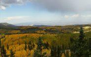 gambar grand mesa di musim gugur