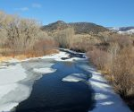 South Fork Rio Grande River Colorado