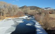 South Fork Rio Grande River Colorado