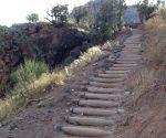 Tidak ada tangga Thoroughfare Canyon Trail