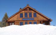 Fowler-Hilliard Hut Divisi Gunung ke-10 Colorado