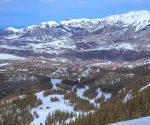 Resor Ski Telluride Aerial Colorado