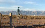 San Luis Valley Colorado Alien