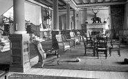 Old Lobby of Hotel Colorado Glenwood Springs