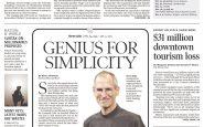 Halaman Depan Surat Kabar Denver Post